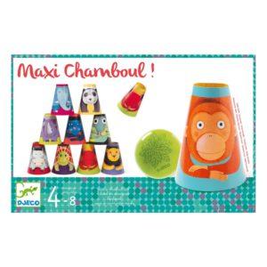 JEU CHAMBOUL'TOUT - Maxi chamboul - Djeco