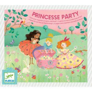 JEU ANNIVERSAIRE - Princesse Party - Djeco
