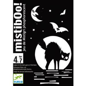 JEU DE CARTES - Mistibooh - Djeco