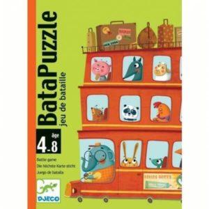 JEU DE CARTES - Batapuzzle - Djeco