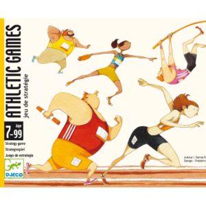 JEU DE CARTES - Athletic games* - Djeco