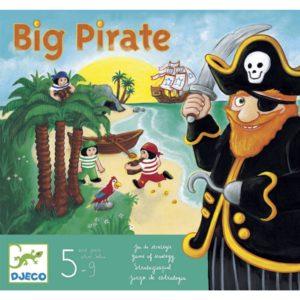 JEU - Big Pirate - Djeco