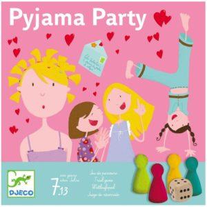 JEU - Pyjama party - Djeco