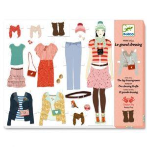 ACTIVITES PAPIER - Le grand dressing - Djeco