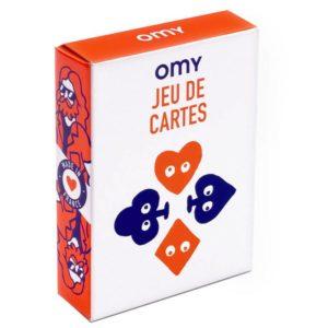 JEU de 55 cartes - OMY